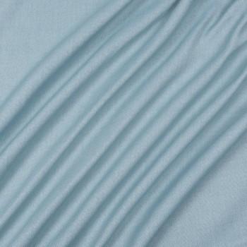 Ткань блэкаут рогожка лазурный