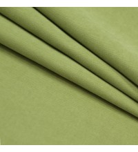Ткань микровелюр Даймонд оливковый