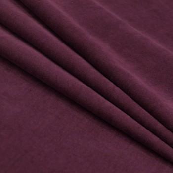 Ткань микровелюр Даймонд фиолетовый 1403-98