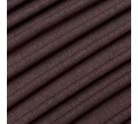 Ткань рогожка Afina коричневый