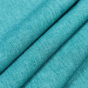 Ткань рогожка Afina бирюза 07005911