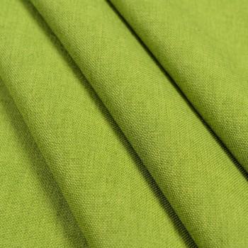 Ткань рогожка Afina салатовый 10105911