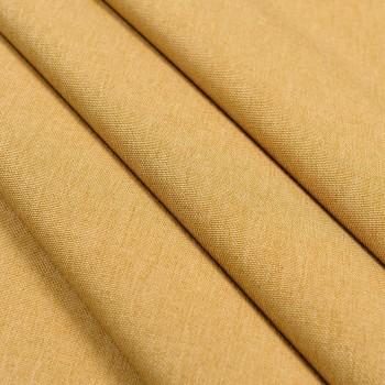 Ткань рогожка Afina золото 11805911