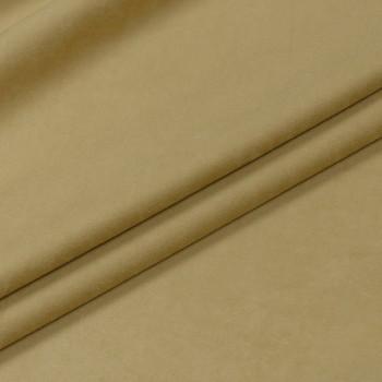 Ткань Суэт замша золото-беж 300 см 6209 -9006