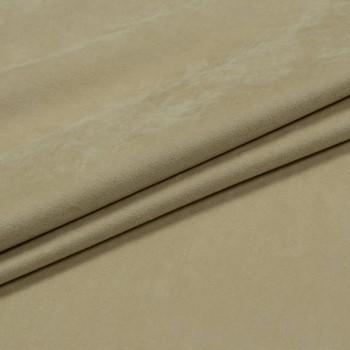 Ткань Суэт замша бежевый 300 см 6209 -9007