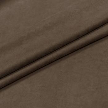 Ткань Суэт замша коричневый 300 см 6209 -9013