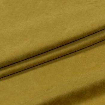 Ткань Суэт замша горчица 300 см 6209 -9017