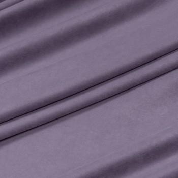 Ткань Суэт замша лиловый 300 см 6209 -9030