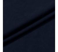 Ткань Суэт замша тёмно-синий 300 см