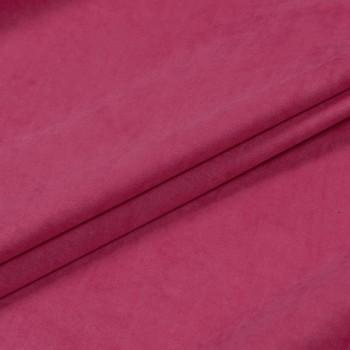 Ткань Суэт замша ярко-розовый 300 см 6209 -9038