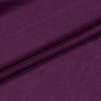 Ткань Суэт замша фиолетовый 300 см 6209 -9040