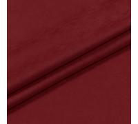 Ткань Суэт замша бордовый 300 см