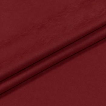 Ткань Суэт замша бордовый 300 см 6209 -9041