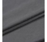 Ткань Суэт замша темно-серый 300 см