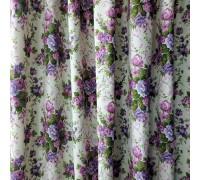 Ткань Андреа Букет цветов сирень 280 см