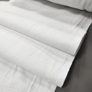Ткань полотенечная вафельная отбеленная 549421