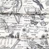 Скатертная ткань рогожка Версаль 846591