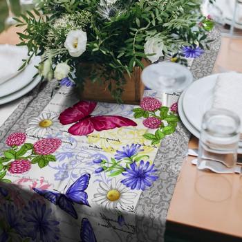 Дорожка на стол раннер Баттерфляй 150965071