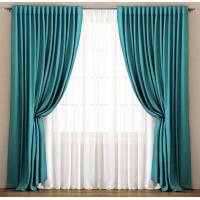 Готовые шторы  и тюль