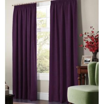 Комплект штор Даймонд фиолетовый