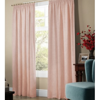 Комплект штор Даймонд нежно-розовый