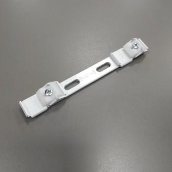 Кронштейн Ks смарт потолочный двойной белый 14 см