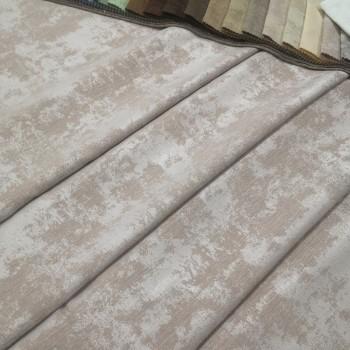 Ткань мрамор Гранит бежевый