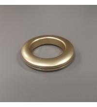 Люверсы для штор золото 35 мм