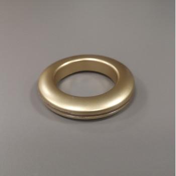 Люверсы для штор золото 35 мм 168721