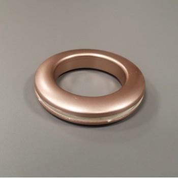 Люверсы для штор розовый 35 мм 230721