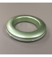 Люверсы для штор зеленый 35 мм