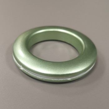 Люверсы для штор зеленый 35 мм 520721