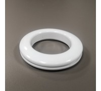 Люверсы для штор белый 35 мм