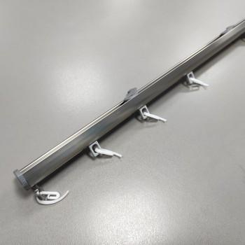Потолочный карниз Техно 15 сталь