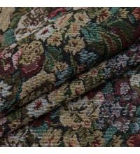 Ткань гобелен Рамина цветы