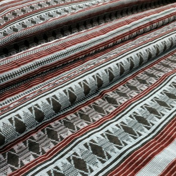 Ткань гобелен Лира орнамент 437831