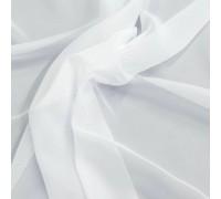 Тюль вуаль белый