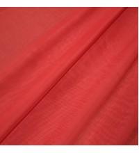 Тюль вуаль красный