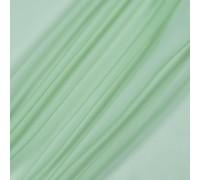 Тюль вуаль палево-зеленый